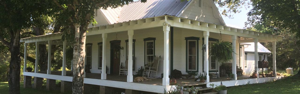 Katala Hills Farm & Farmhouse : Sylacauga : Talladega County : Alabama