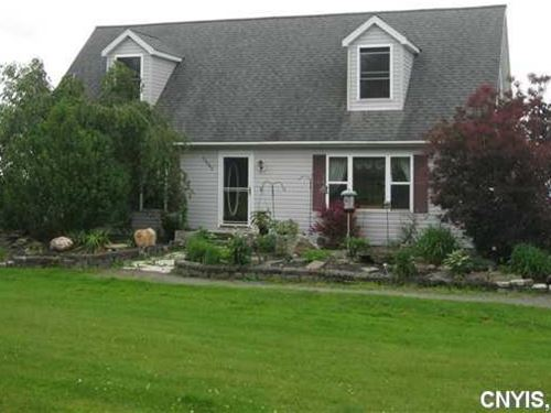 Opportunity Life Time To Own This : Lapeer : Cortland County : New York