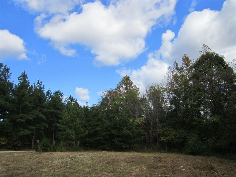 Big Woods Tract : Cartersville : Cumberland County : Virginia