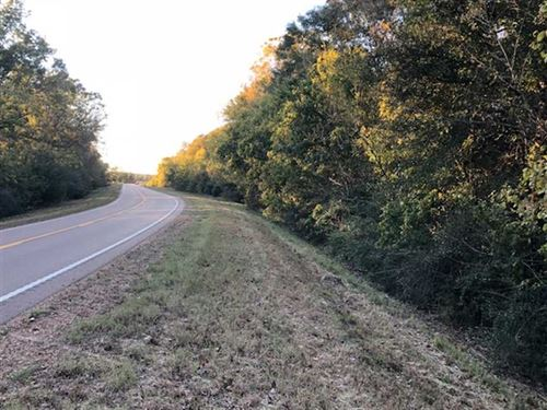 31.52 Acres Fantastic Hunting : Benton : Yazoo County : Mississippi