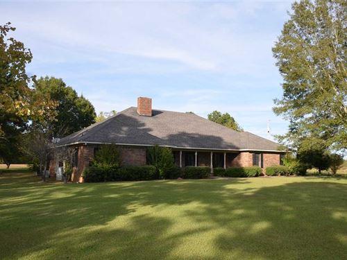 Row Crop Farm, Danville, Al-Morgan : Danville : Morgan County : Alabama