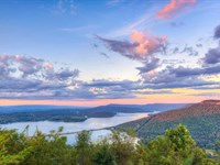 Amazing Views Of Nickajack Lake : Bryant : Jackson County : Alabama