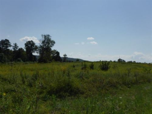 6.21 Ac Open Pasture Level To Roll : Sparta : Clay County : Tennessee