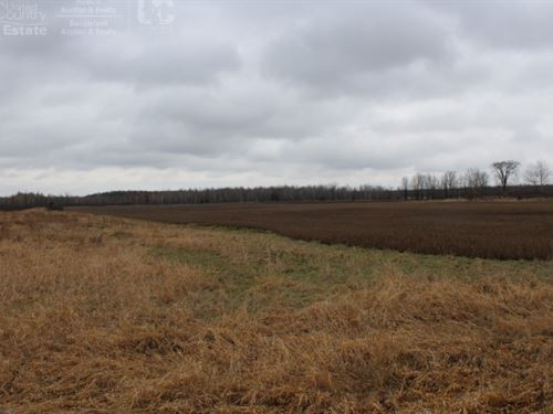 Great Mix Of Ag, Land And Hunting : Medford : Taylor County : Wisconsin