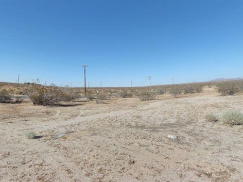 10.17 Acres In Lancaster, Ca : Lancaster : Los Angeles County : California