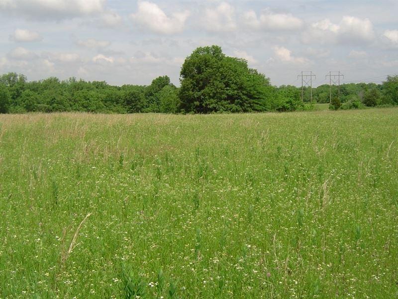 Missouri Land For Sale : Harrisonville : Cass County : Missouri