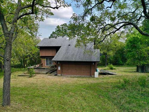 Close Access to Osage Arm of Lake : Edwards : Benton County : Missouri