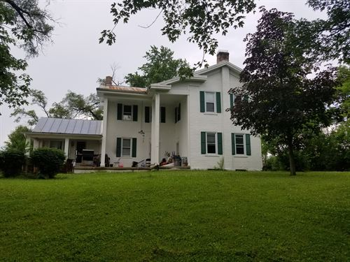 Beautiful Farm, Great Views : Germantown : Montgomery County : Ohio