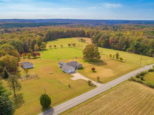 42+ Acres And Home Near Chattanooga : Soddy Daisy : Hamilton County : Tennessee