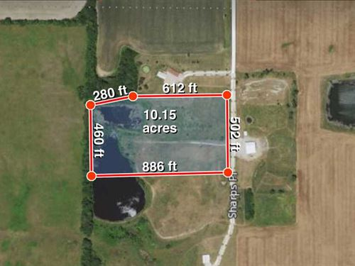 Edit, Now 7 Acres M/L Near Mark : Perry : Ralls County : Missouri