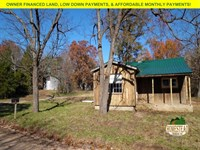 Old Homestead With Cabin And More : Greenville : Wayne County : Missouri