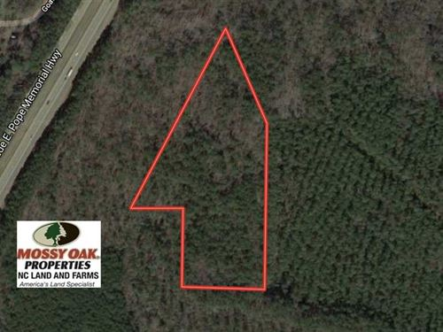 10.17 Acres of Residential Land Fo : Sanford : Lee County : North Carolina