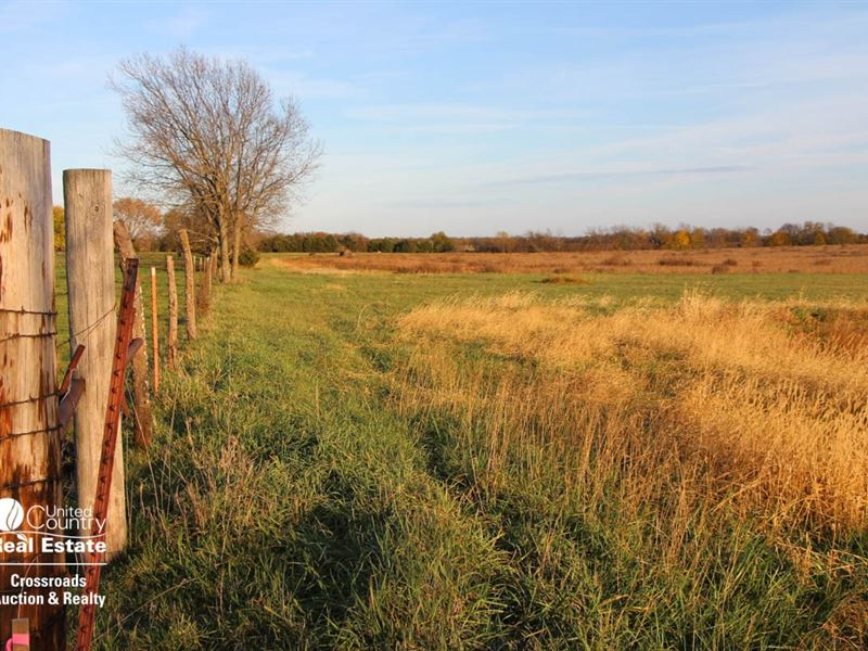 Farm Description 232 Acres Of Farmland
