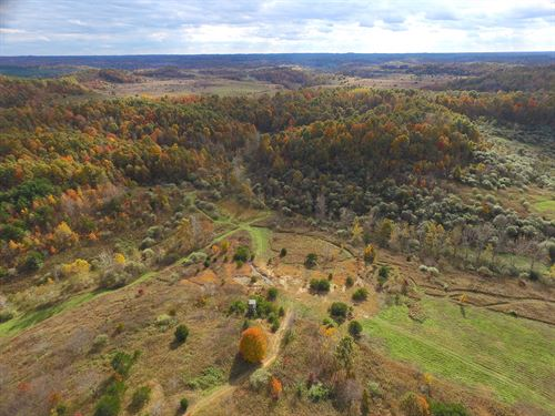 Cr 33, 285 Acres : Oak Hill : Lawrence County : Ohio