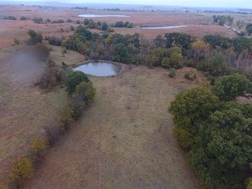 Great Pasture / Recreation Land : Tamaha : Haskell County : Oklahoma