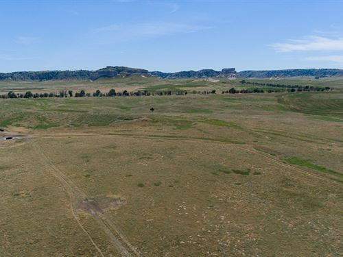 Wildcat Hills Ranch : McGrew : Banner County : Nebraska