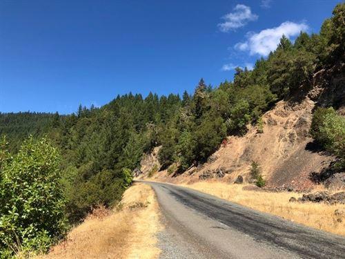 Slotted Pen Creek : Glendale : Douglas County : Oregon
