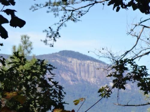 13.60 Acres, Mountain View Wit : Pickens : South Carolina