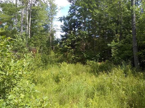 Land Lot For Sale in Hampden, Maine : Hampden : Penobscot County : Maine