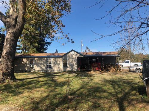 Country Home Land, Southeast : Wilburton : Latimer County : Oklahoma