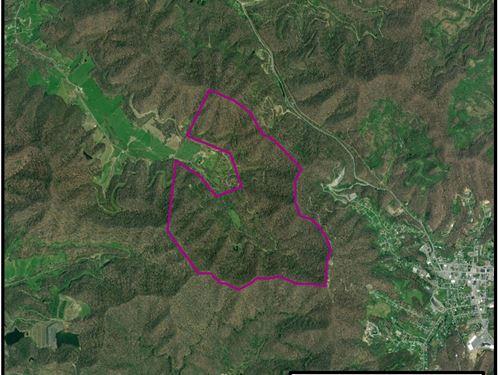 490 Acre Parcel : Summersville : Nicholas County : West Virginia
