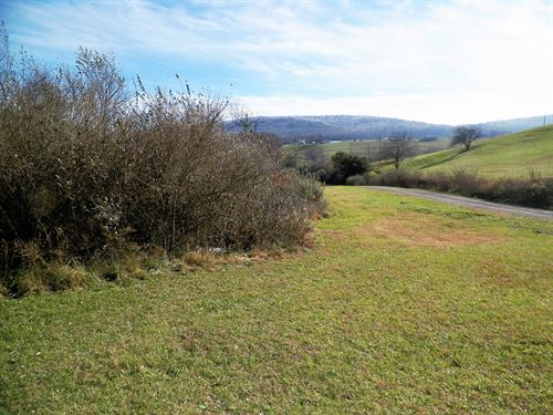 Land For Sale in Max Meadows, VA : Max Meadows : Wythe County : Virginia