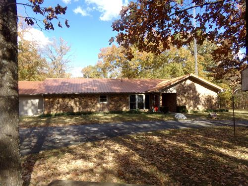 Updated Country Home In Lamar Co : Powderly : Lamar County : Texas