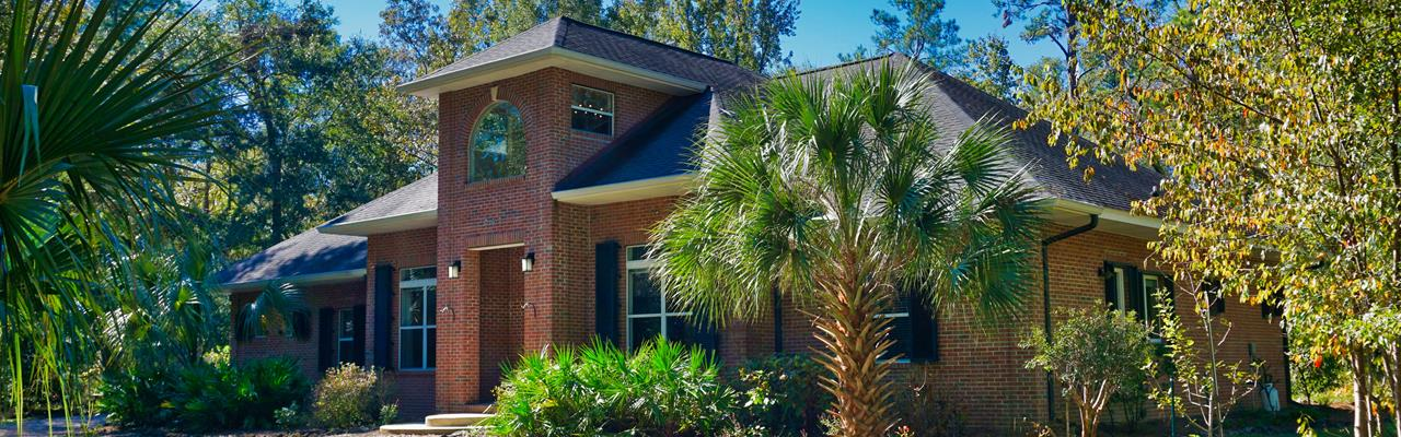 Stunning Estate And Land Pond Pines : Crawfordville : Wakulla County : Florida