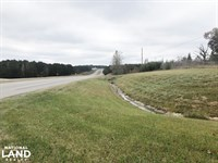 Hwy 24 Commercial Opportunity in Vi : Vina : Franklin County : Alabama