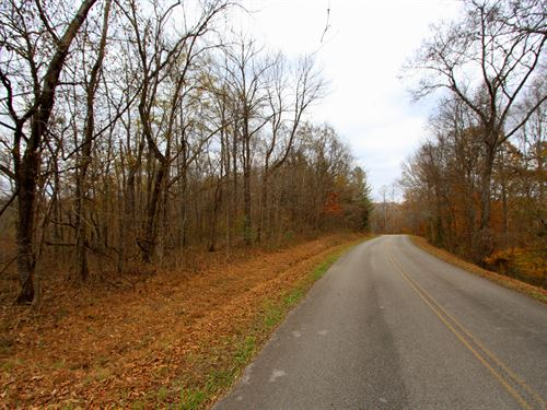Amazing Location- 25 Acres : Santa Fe : Maury County : Tennessee