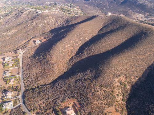 Creekside Ranch Home Site : Ramona : San Diego County : California