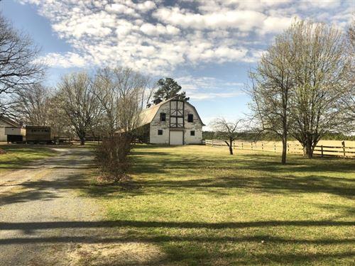 Odum Central Farm : Laurinburg : Scotland County : North Carolina