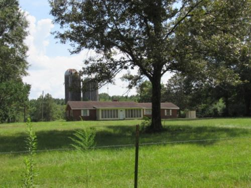 359 Ac With Camp And Lake : McComb : Pike County : Mississippi