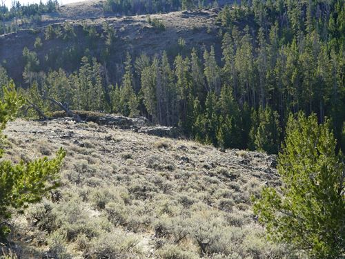 Slate Creek Lot 3 : Lander : Fremont County : Wyoming