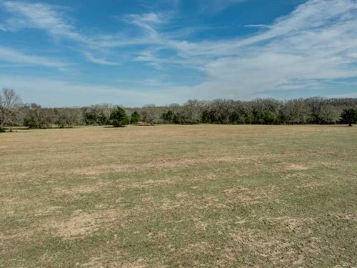 31 Acres With Lots of Paved Rd, fr : Bryan : Brazos County : Texas