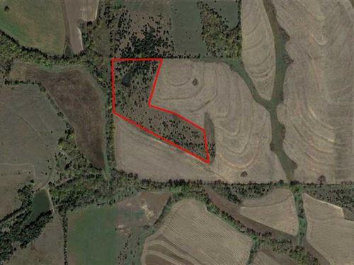 11 Acre Honey Hole In Marshall : Home : Marshall County : Kansas