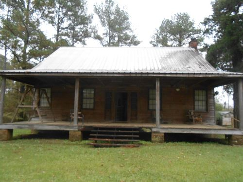 Hunting Paradise Found Barlow : Hazlehurst : Copiah County : Mississippi
