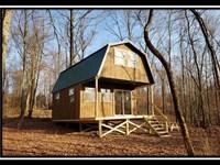 Timber View Cabin : Chandlersville : Muskingum County : Ohio