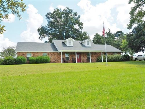 3 Bed/2 Bath Home, Guest House, Cat : McComb : Pike County : Mississippi