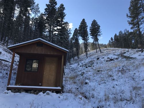 Flesher Acres : Canyon Creek : Lewis And Clark County : Montana