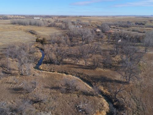 Pine Ridge White River Acreage : Crawford : Dawes County : Nebraska