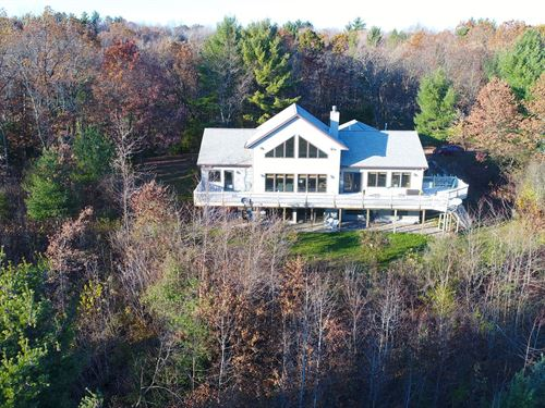 Home Acreage Iola, Wi, Hunting : Iola : Waupaca County : Wisconsin
