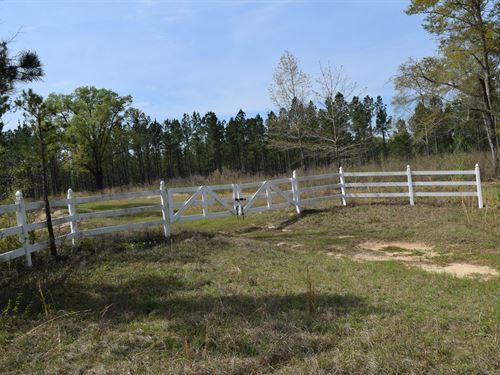Beautiful Turn Key Qdm Property : Cuthbert : Randolph County : Georgia
