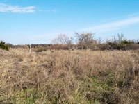 1800 Acres Hunting Land : Cleo Springs : Major County : Oklahoma