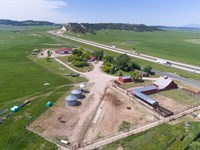 Ck Irrigated Farm & Ranch : Glendo : Platte County : Wyoming