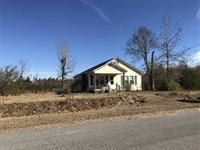 20 Acres And Home Located in Refor : Reform : Pickens County : Alabama