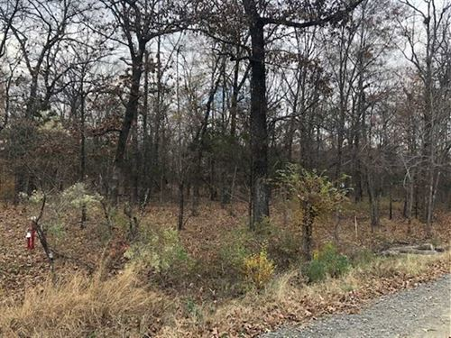 Price Lowered, Acreage And Privacy : Beebe : White County : Arkansas