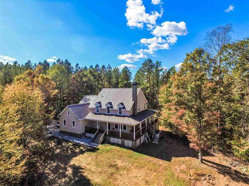 Little Thicketty Creek Farm : Farm for Sale : Gaffney : Cherokee County :  South Carolina