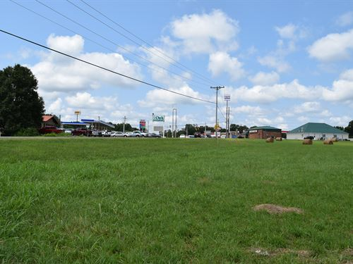 Commercial Rapid Growing Area I-24 : Manchester : Coffee County : Tennessee