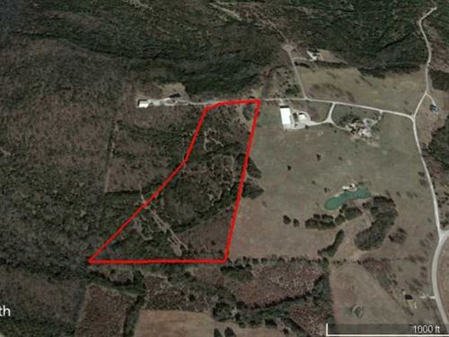 14-Acre Lot in The Horizons Near : Kirbyville : Taney County : Missouri